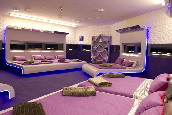 Big brother house interiors the interiors addict for Big bedroom interior design