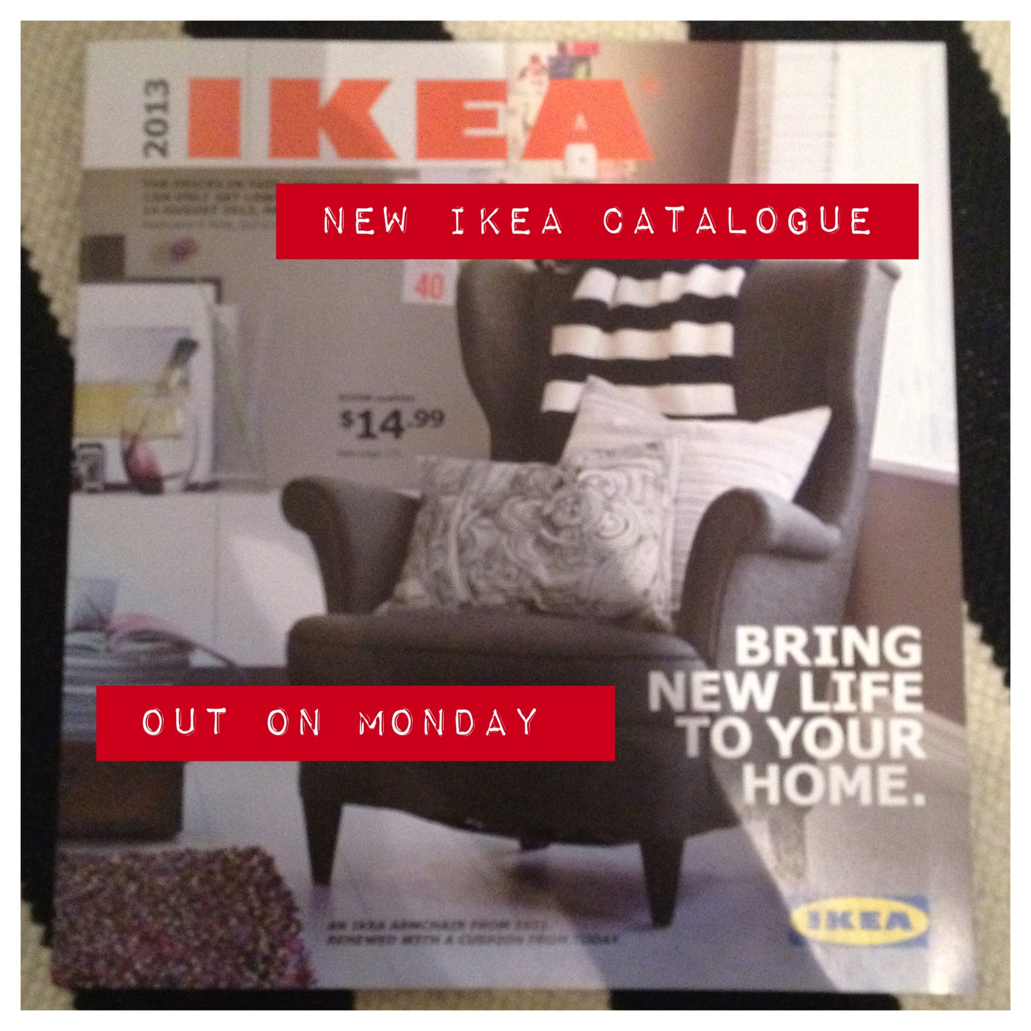 The New Ikea Catalogue Launch The Interiors Addict