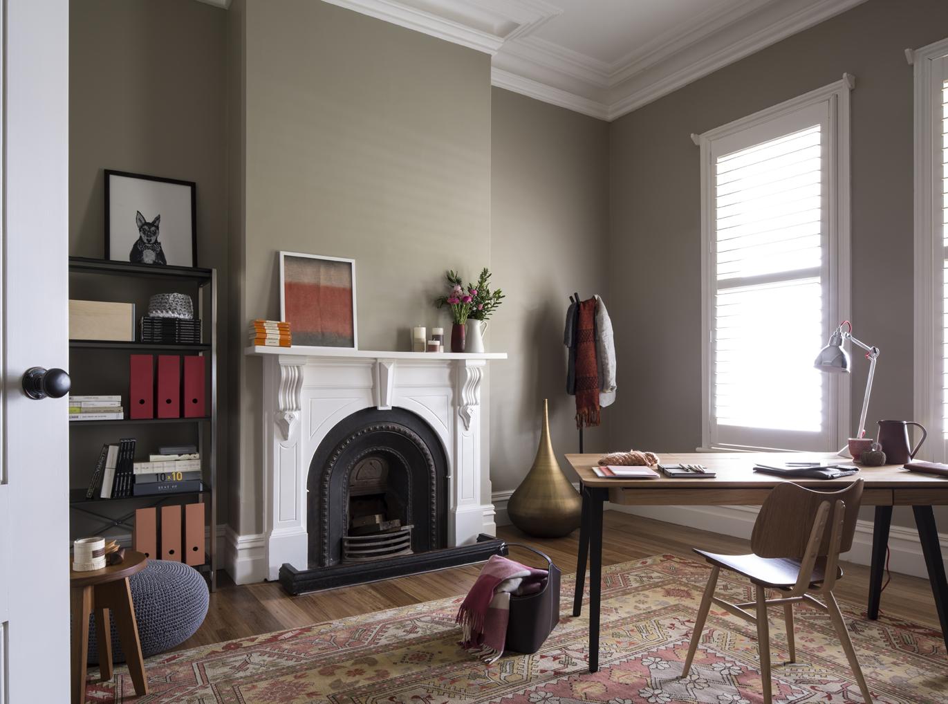 Dulux Paint Colours Interior Part - 17: The Merge Palette