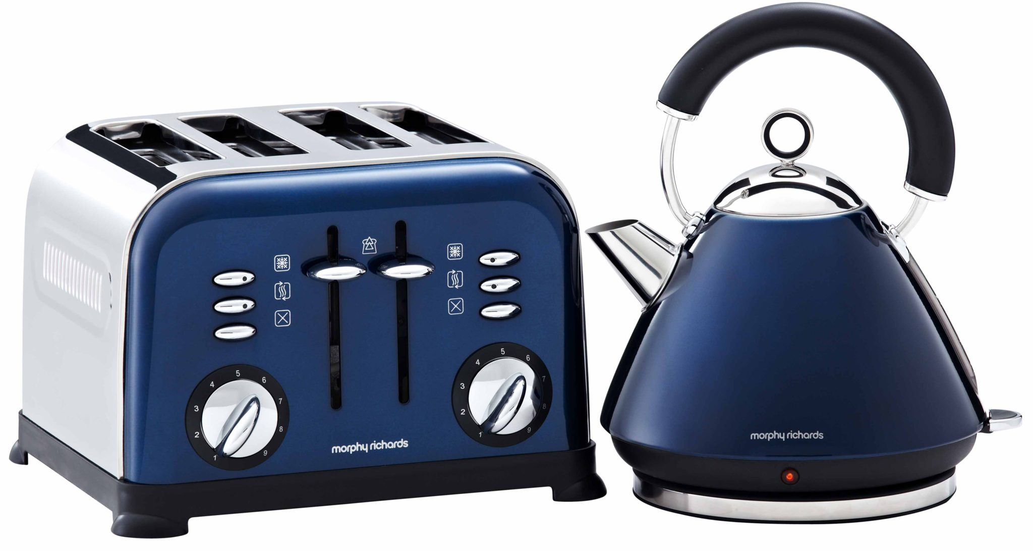 Kitchen Aide Toaster Oven The latest colourful kitchen appliances - The Interiors Addict