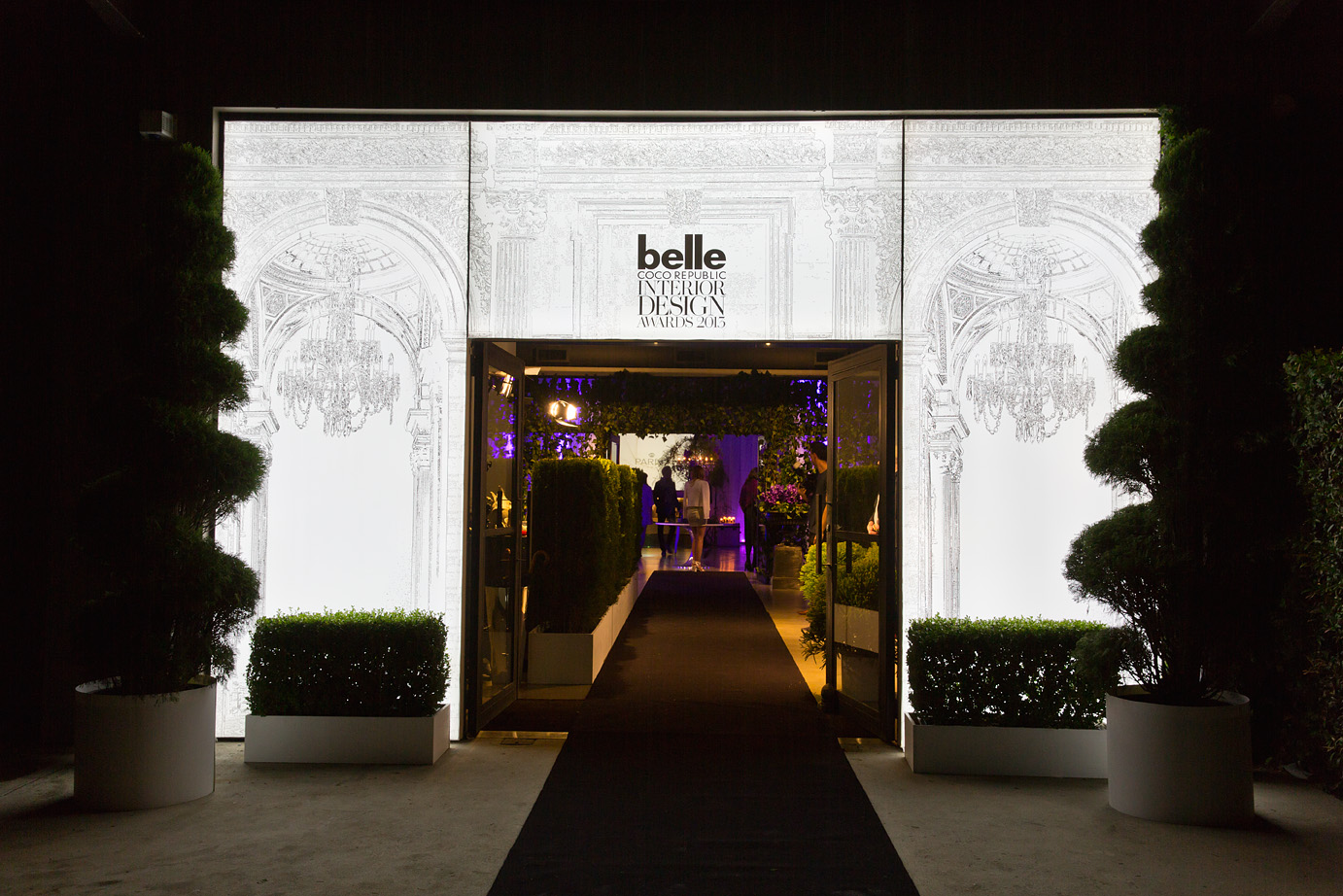 Winners And Photos From Last Nights Belle Coco Republic Interior