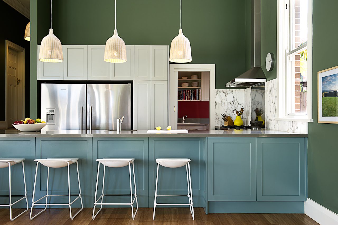 Interior design australia - Brett Mickan Kitchen