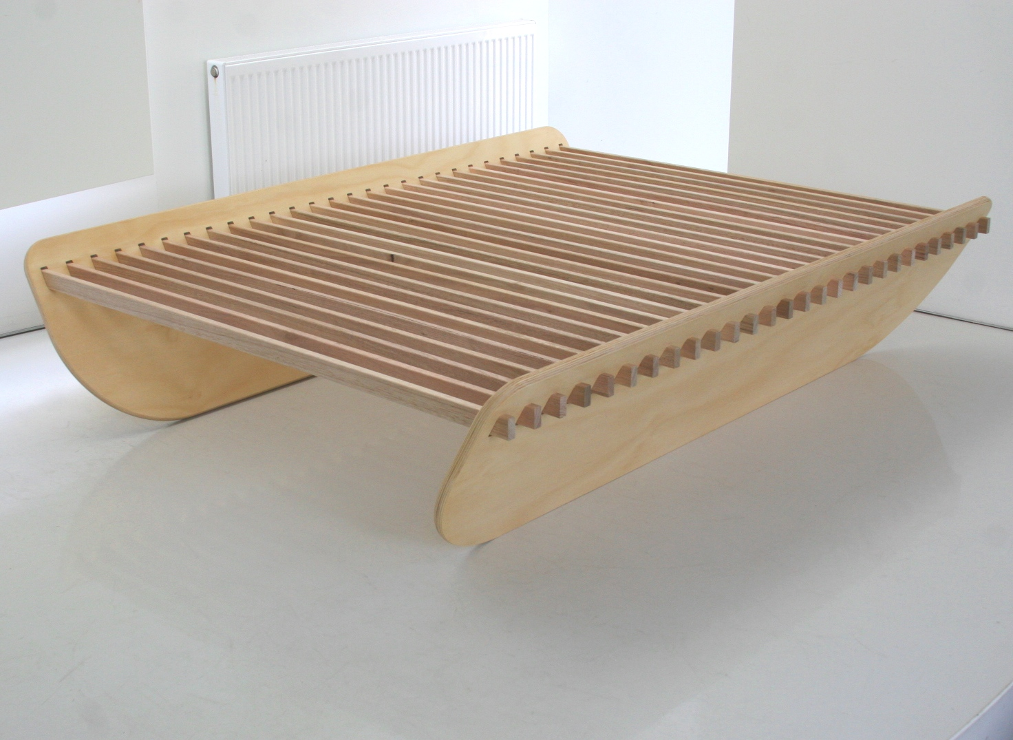 Flat Pack Double Bed