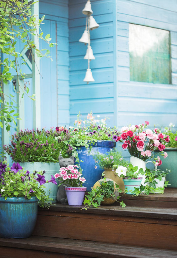 Farrow And Ball Garden Shed Colours