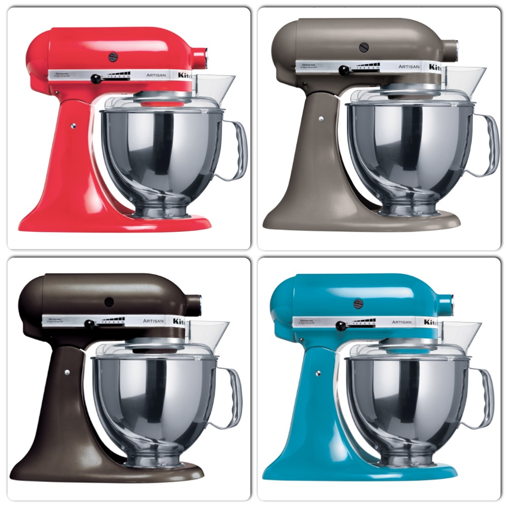 The Kitchenaid which colour question gets harder with 8 new