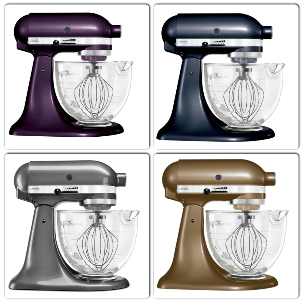 Kitchenaid Color Names the kitchenaid 'which colour?' question gets harder with 8 new