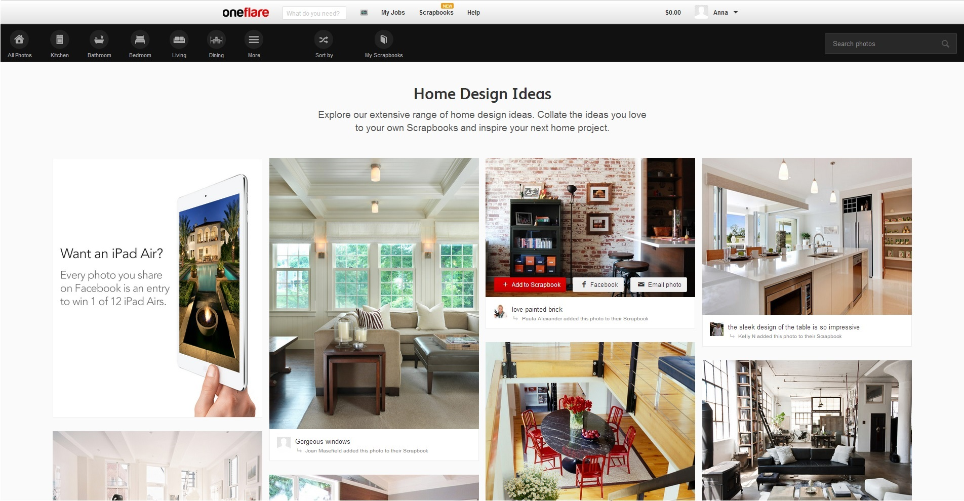 Pinterest Meets Online Directory With New Oneflare