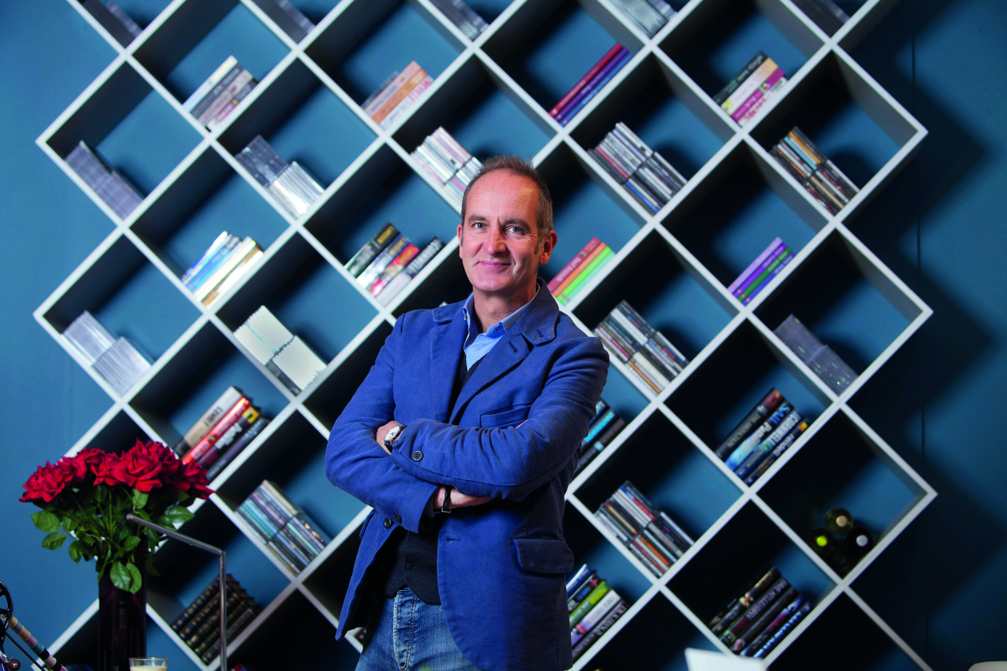 Kevin McCloud Grand Designs Live London