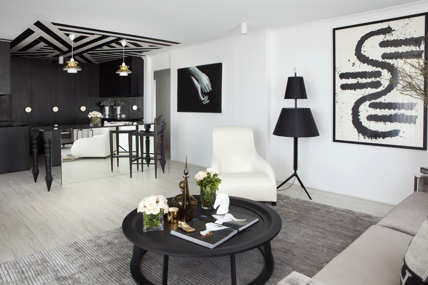 Marine Parade Apartment By James Dawson Interiors Won Best Of State For Queensland