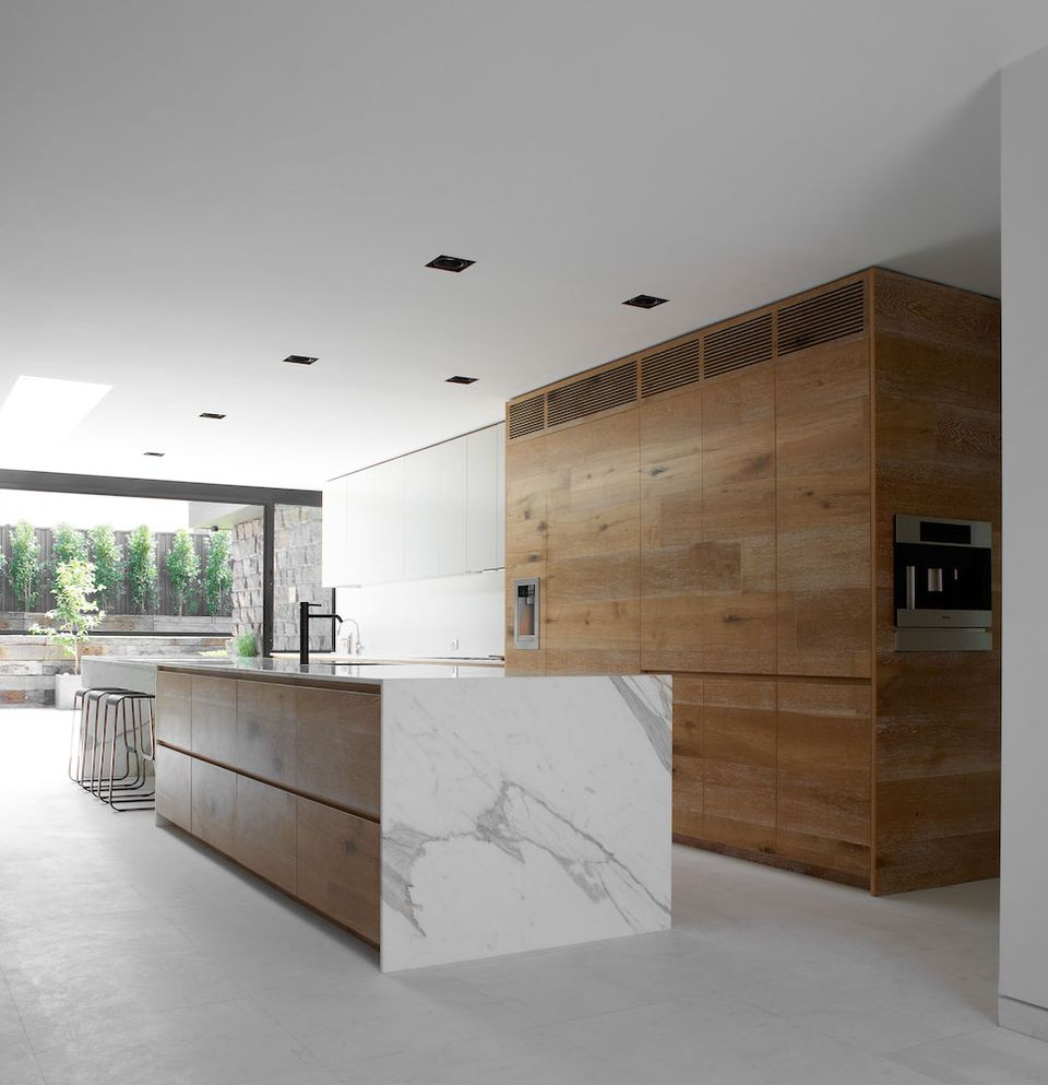 Husband and wife team robson rak have interiors and for Architectural design kitchens