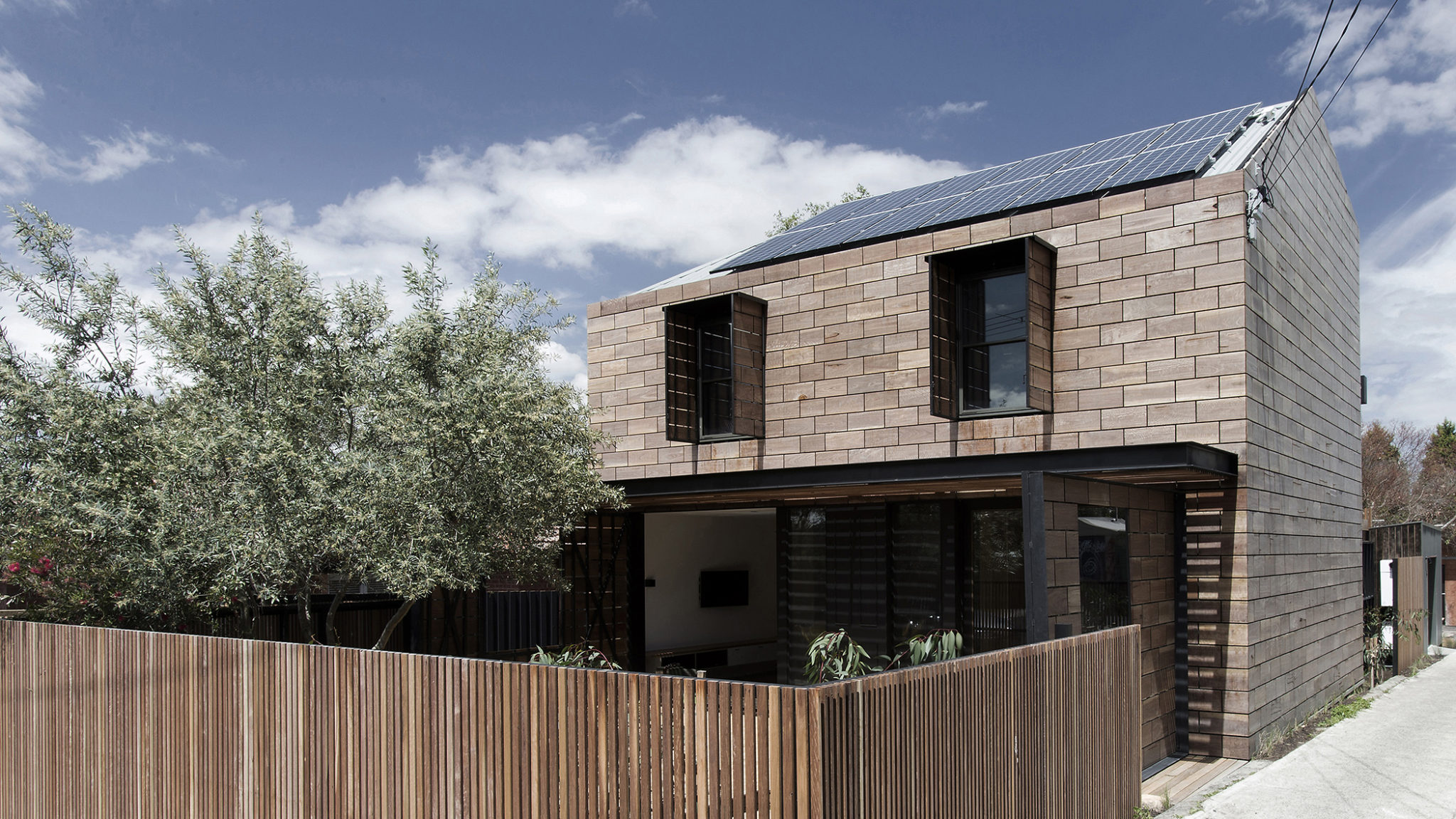 Winners of the intergrain timber vision awards announced - Facade de maison provencale ...