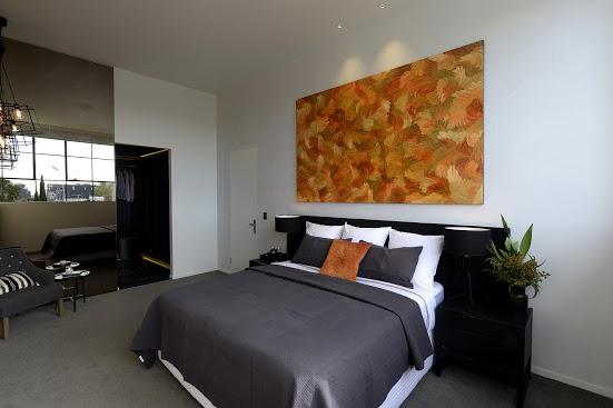 The Block Master Bedroom 2014 get the look: the block glasshouse master bedroom room reveals