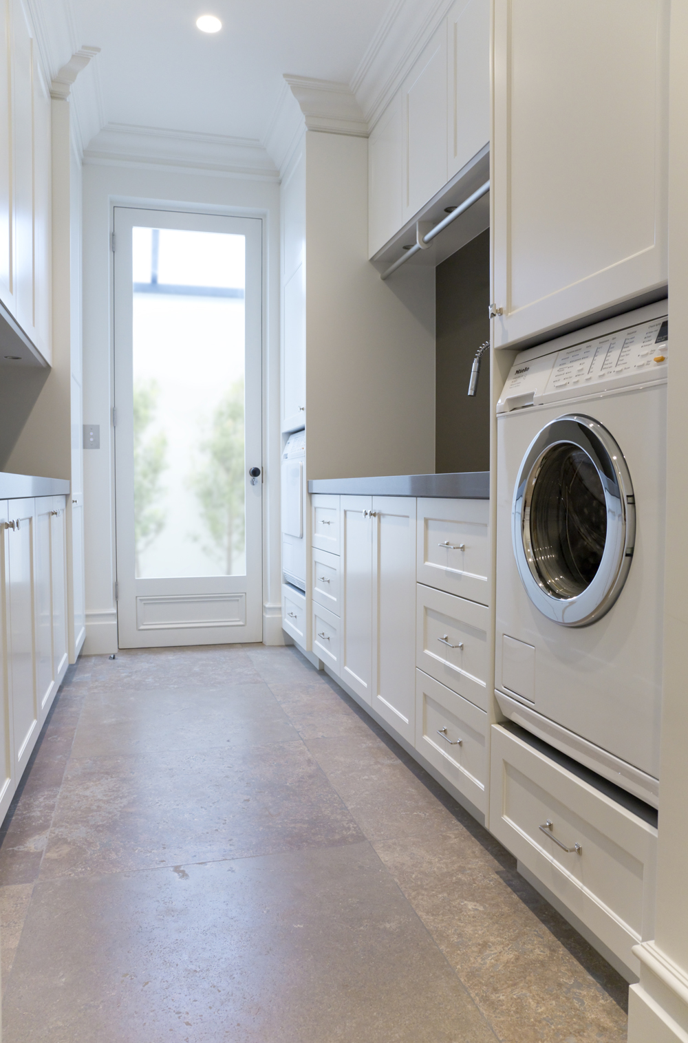 Transform Your Laundry Into A Beautiful Multi Purpose Hub