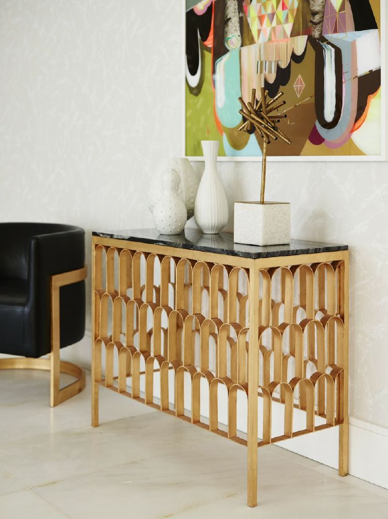 ... glamorous furniture collection for Worlds Away - The Interiors Addict