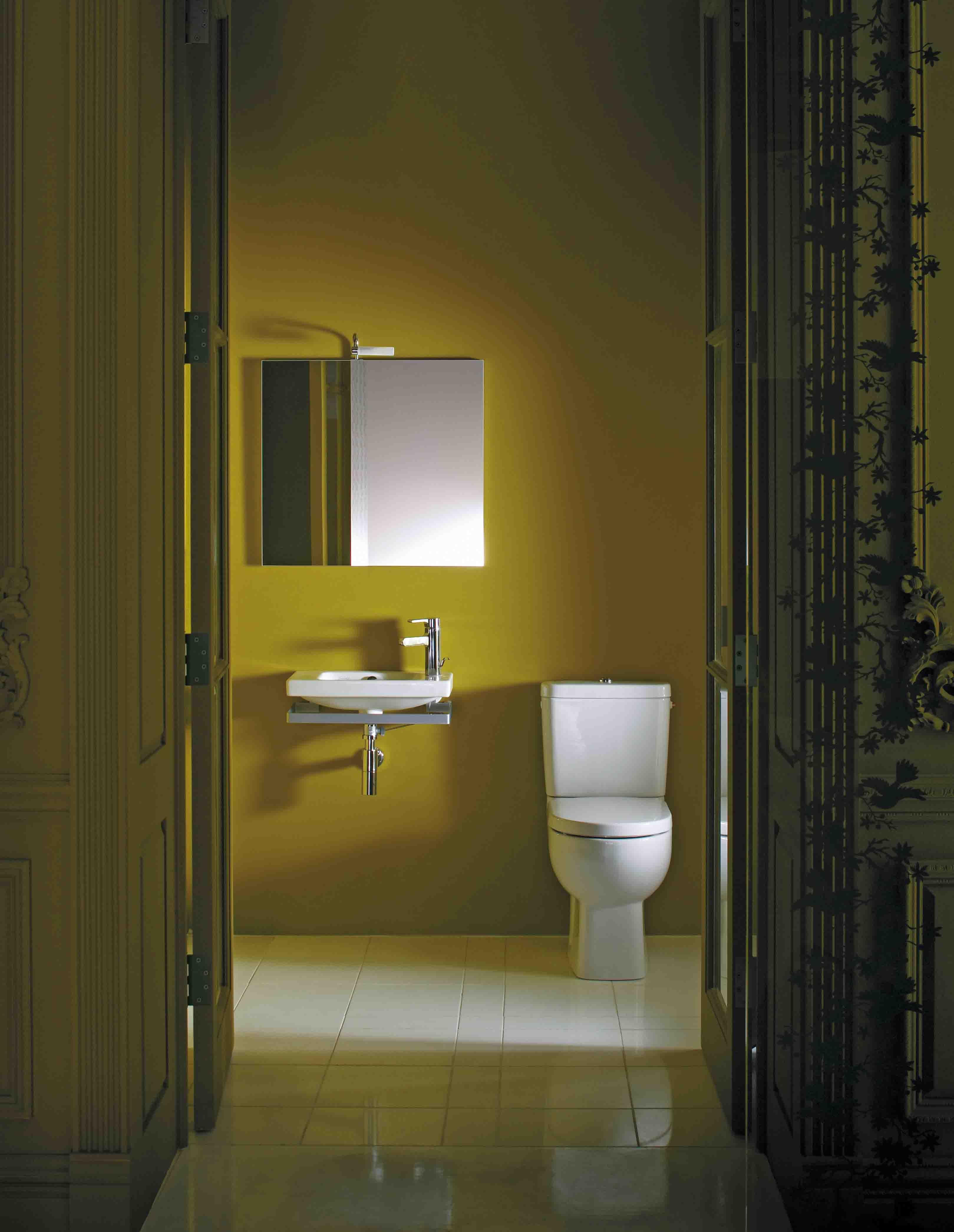 Latest Bathroom Basins Are Both Space Saving And Beautiful