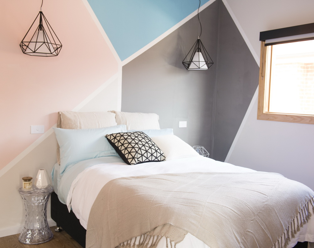 House design rules - Before Guest Bedroom After Guest Bedroom