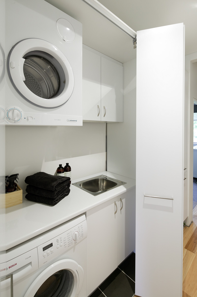 How to choose a washing and drying machine the interiors addict - Washing machine for small spaces gallery ...