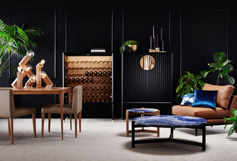 Zusters most luxurious furniture collection yet The Interiors