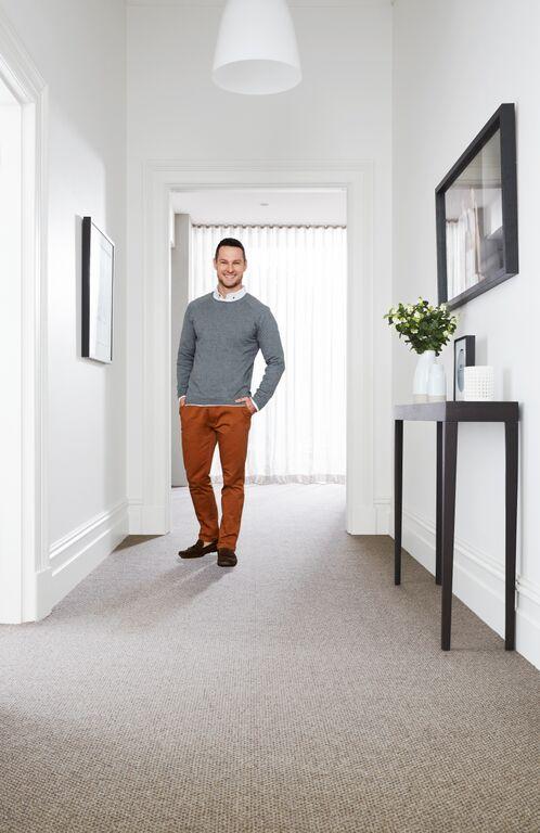 Darren Palmer'S Updated Flooring Range For Carpet Court - The