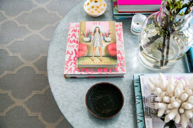 Georgie Abay-Covet My Coffee Table