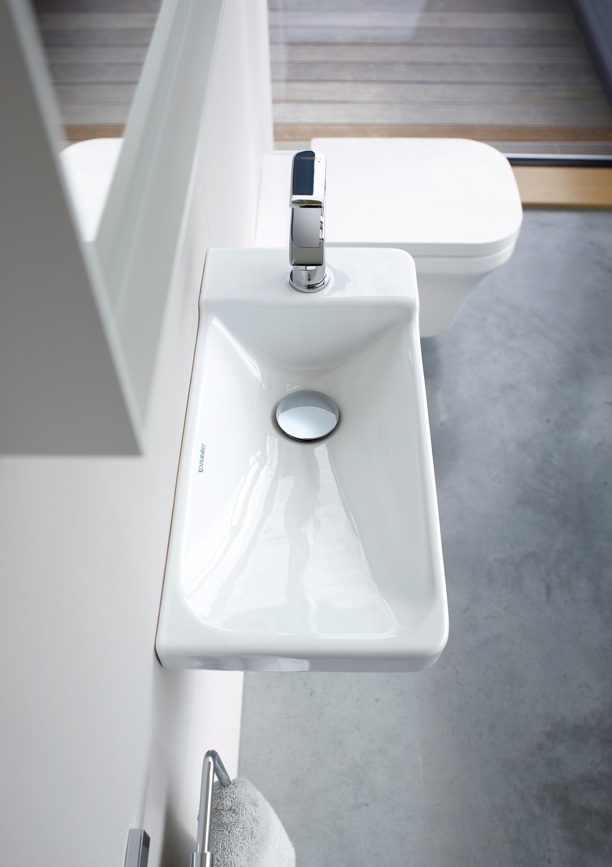 compact bathrooms  equal design sensations  duravit