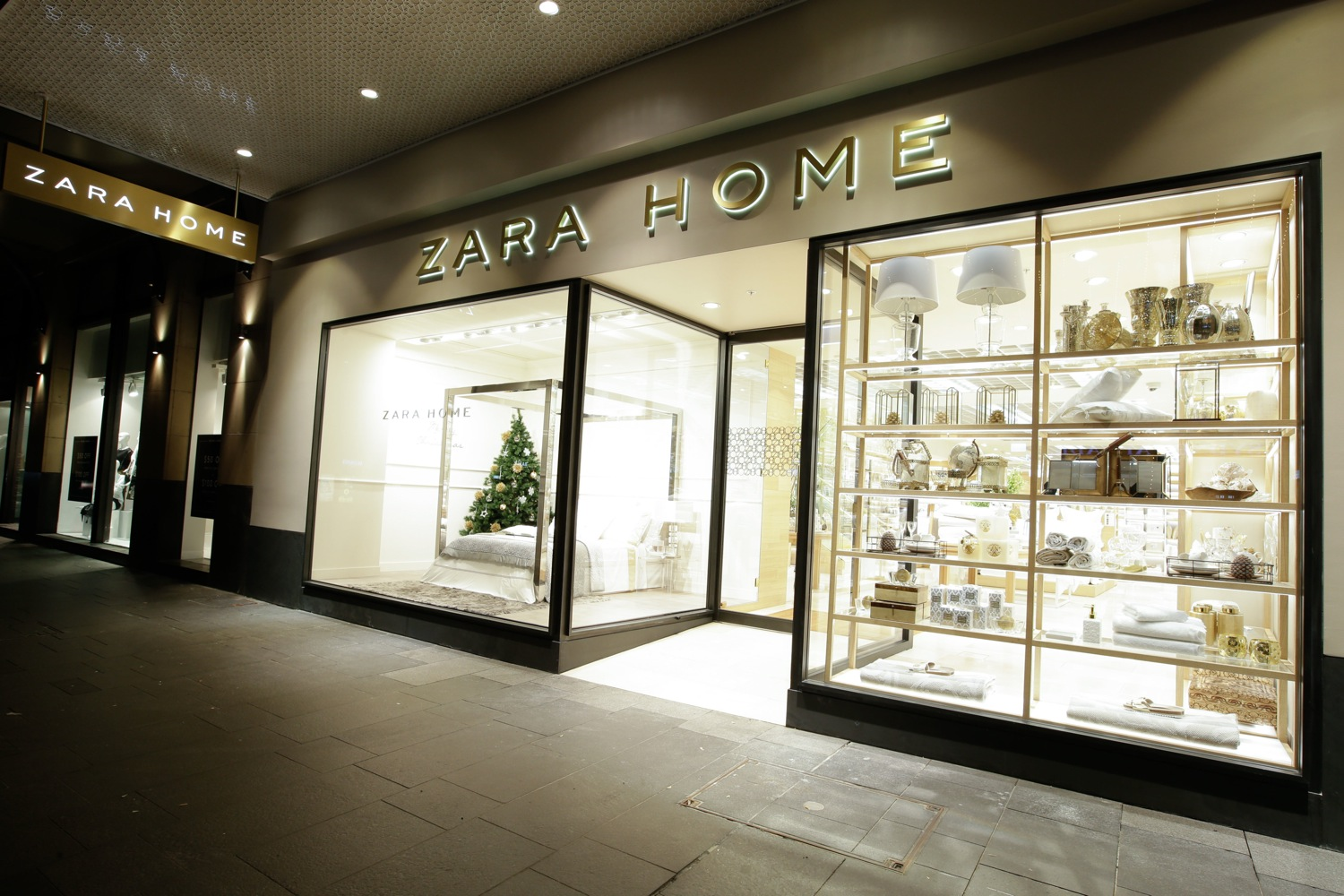 Zara home launches australian online store and sydney for Home decor outlet 63125