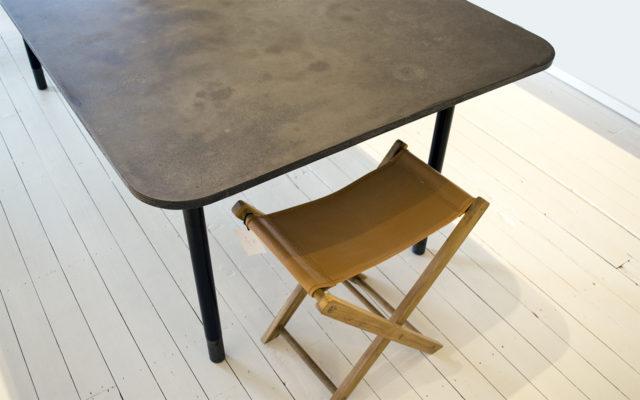Epic StudioFiveo Ando Concrete Dining Table