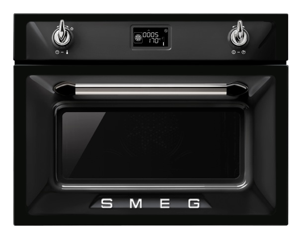 Smeg Releases Retro Style Built In Cooking Appliances