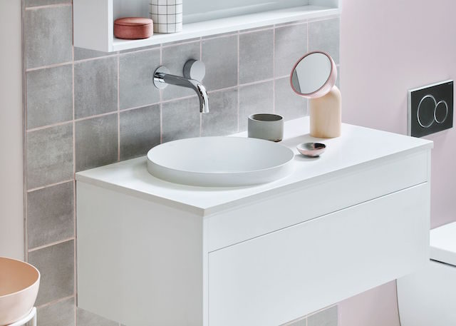 Warm up your bathroom with some scandi cool this winter for Bathroom designs reece