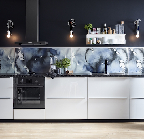 Ikea Kitchen Quote: IKEA's New Fashion-inspired Range Brings Art Into The