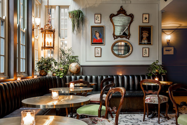 Kittyhawk A New Sydney Bar With Gorgeous Period Details