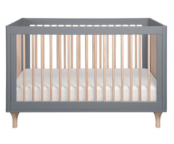 babyletto-lolly-cot-grey-front