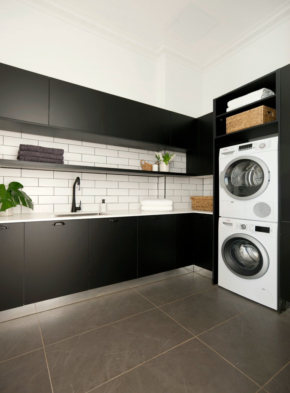 Laundry Rooms Designs: Darren Palmer's Top Laundry Design Tips