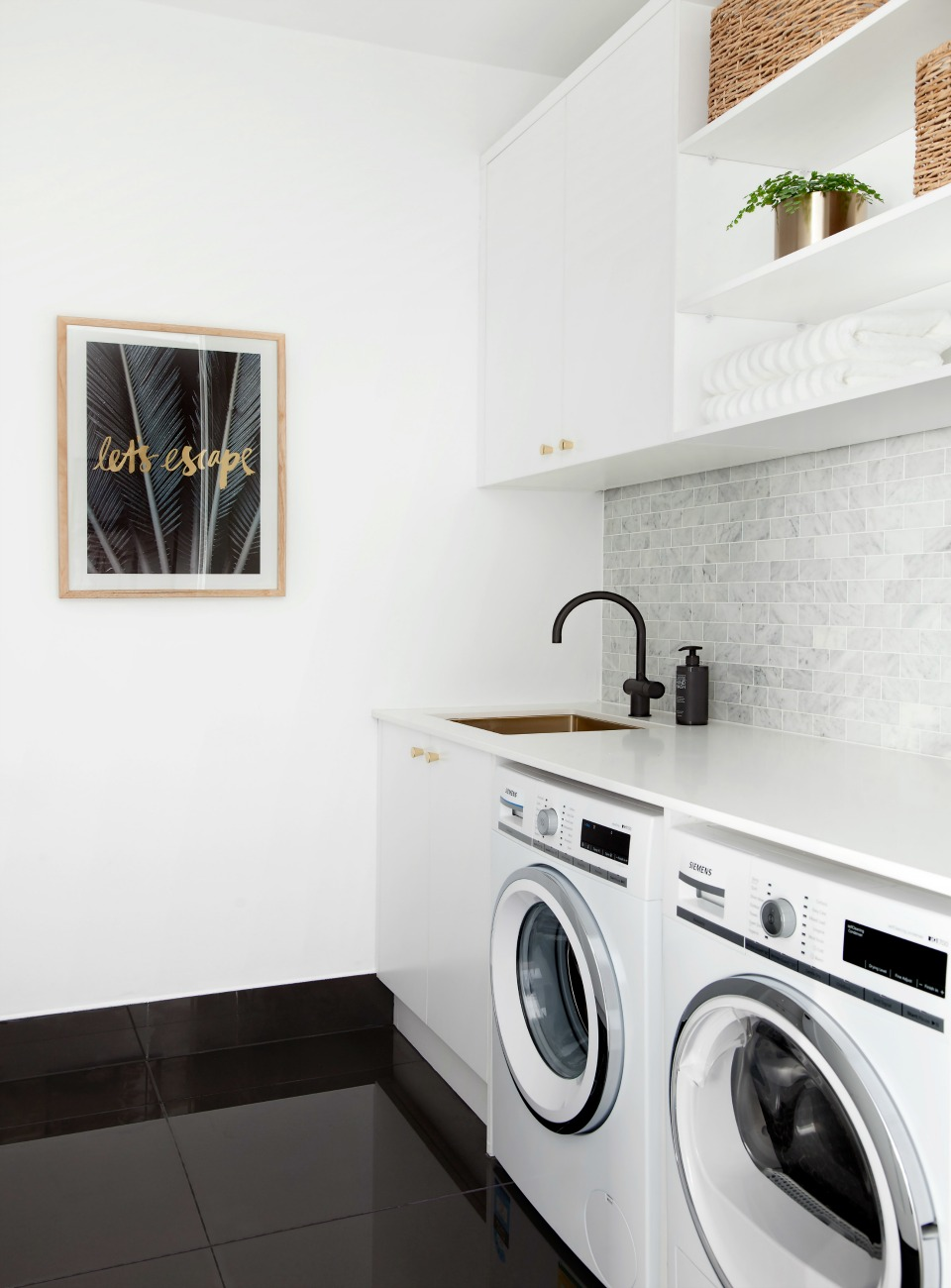 Darren Palmer S Top Laundry Design Tips The Block