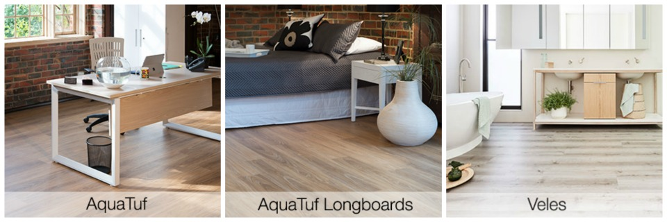 new flooring category