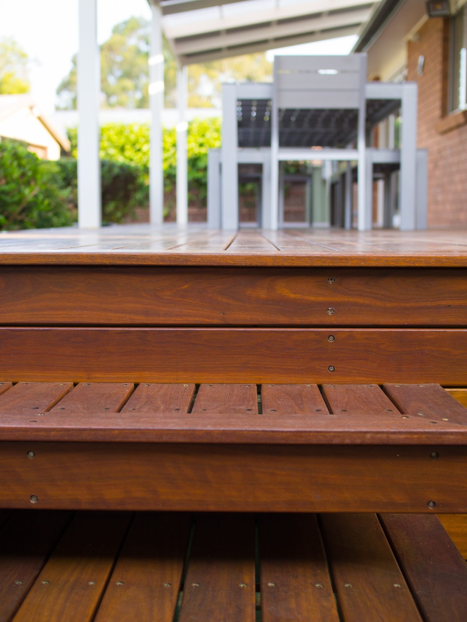 How to: Protect your exterior timber during winter