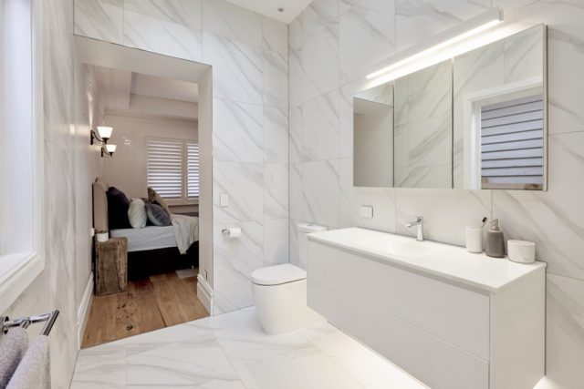 All The Details From Sunday S Block En Suite Bathrooms The Interiors Addict
