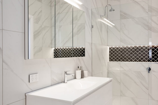 All The Details From Sunday S Block En Suite Bathrooms