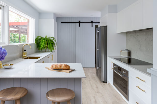 The Big Kitchen Reveal - The Interiors Addict