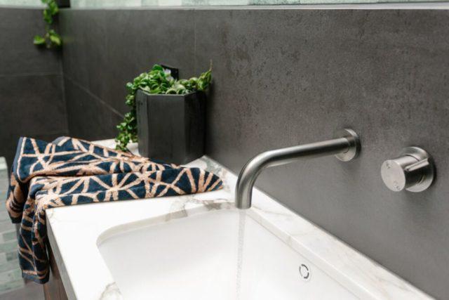 Design: Pioneering Bathroom Designs | Build: Den Interior Designs
