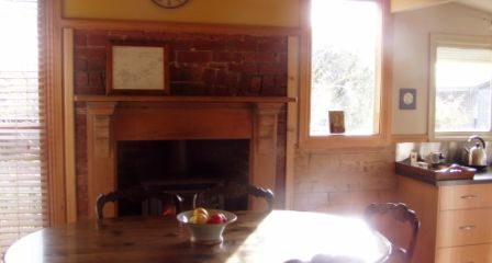 Yesterday we promised to share the kitchen and bathroom of Elements of Style's holiday cottage