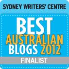 Interiors Addict a finalist in Best Australian Blogs 2012