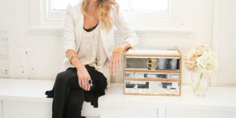Jewellery designer Samantha Wills launches style and decor mag