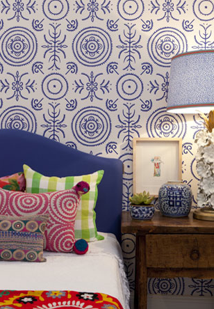 Anna Spiro for Porter's Paints and my favourite Aussie wallpaper brands
