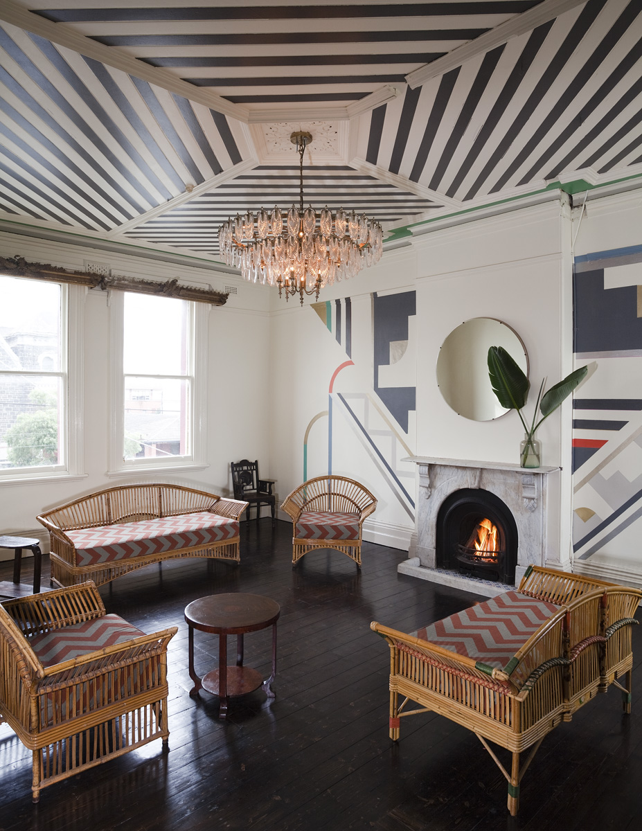 New Brunswick bar takes design cues from American west coast Art ...