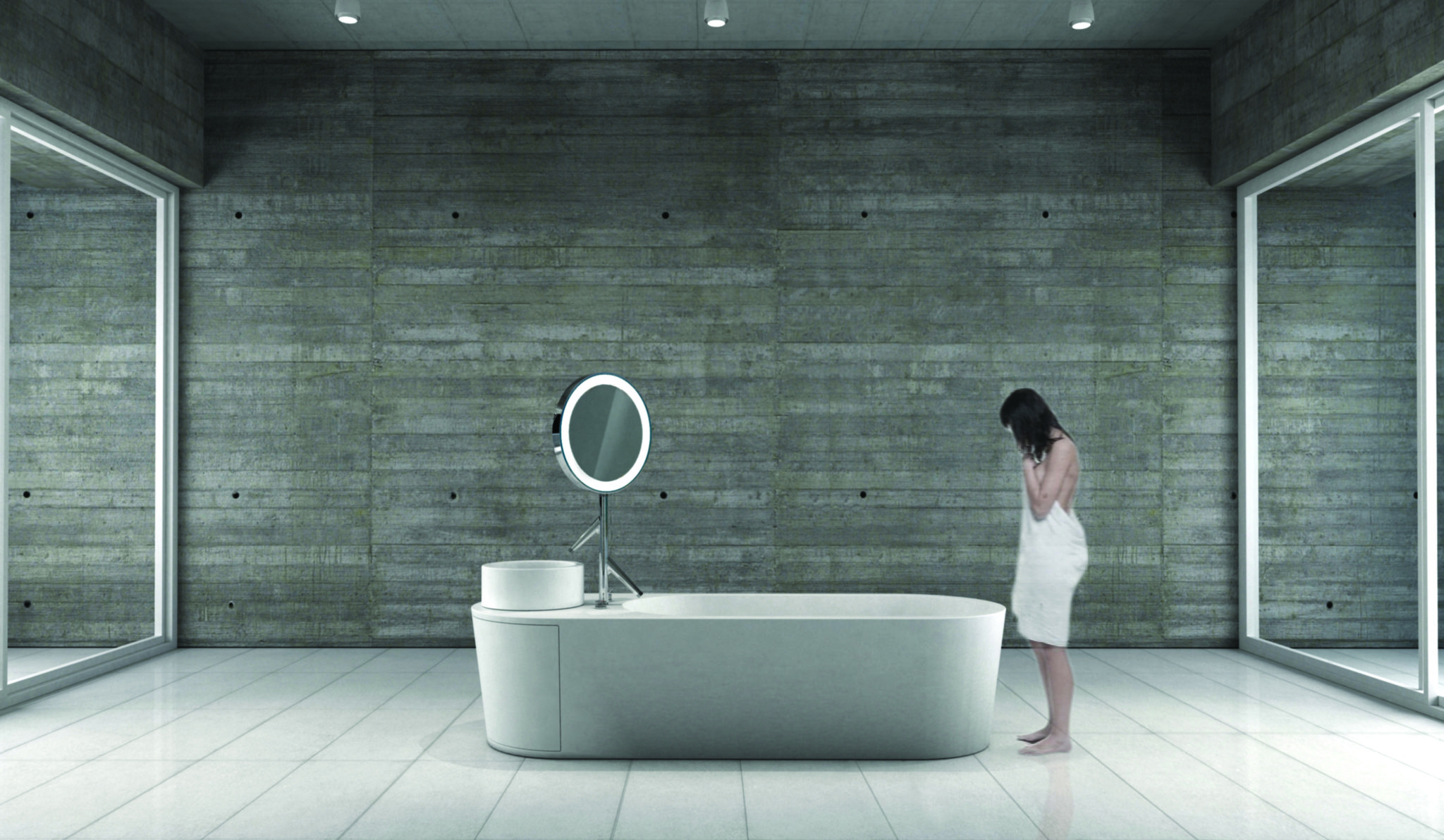 ShanShan Wang ... & Futurespace\u0027s Gavin Harris wins Reece Bathroom Innovation Award 2012 ...