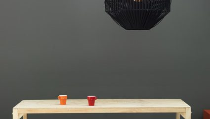 ilanel and Arthur G team up with bespoke lights for Saturday in Design