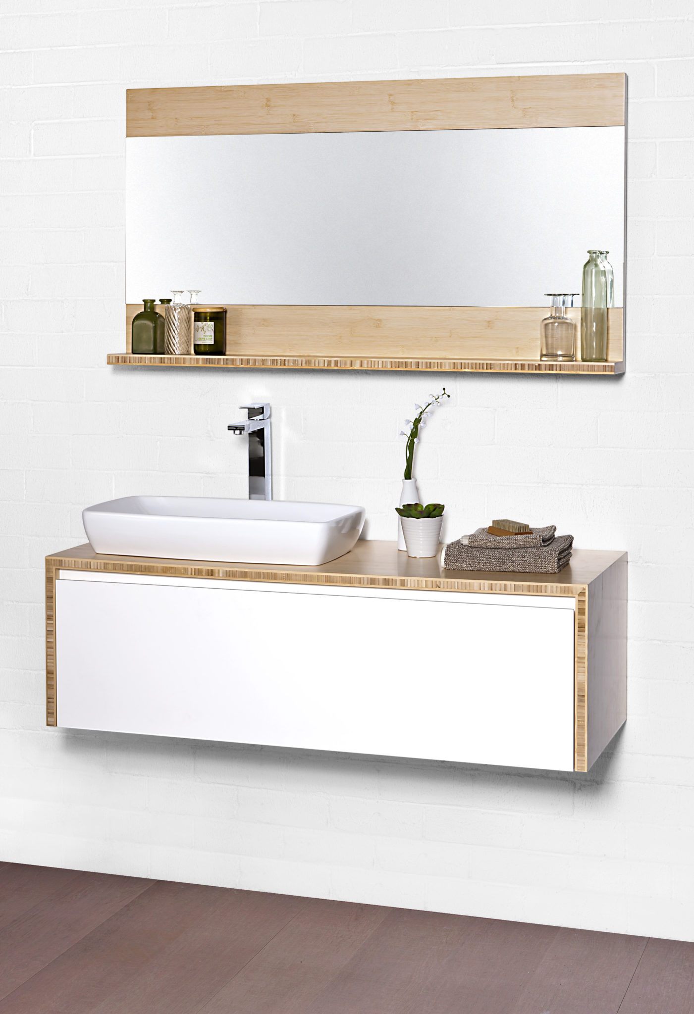 Sustainable And Stylish Bathroom Furniture The Interiors