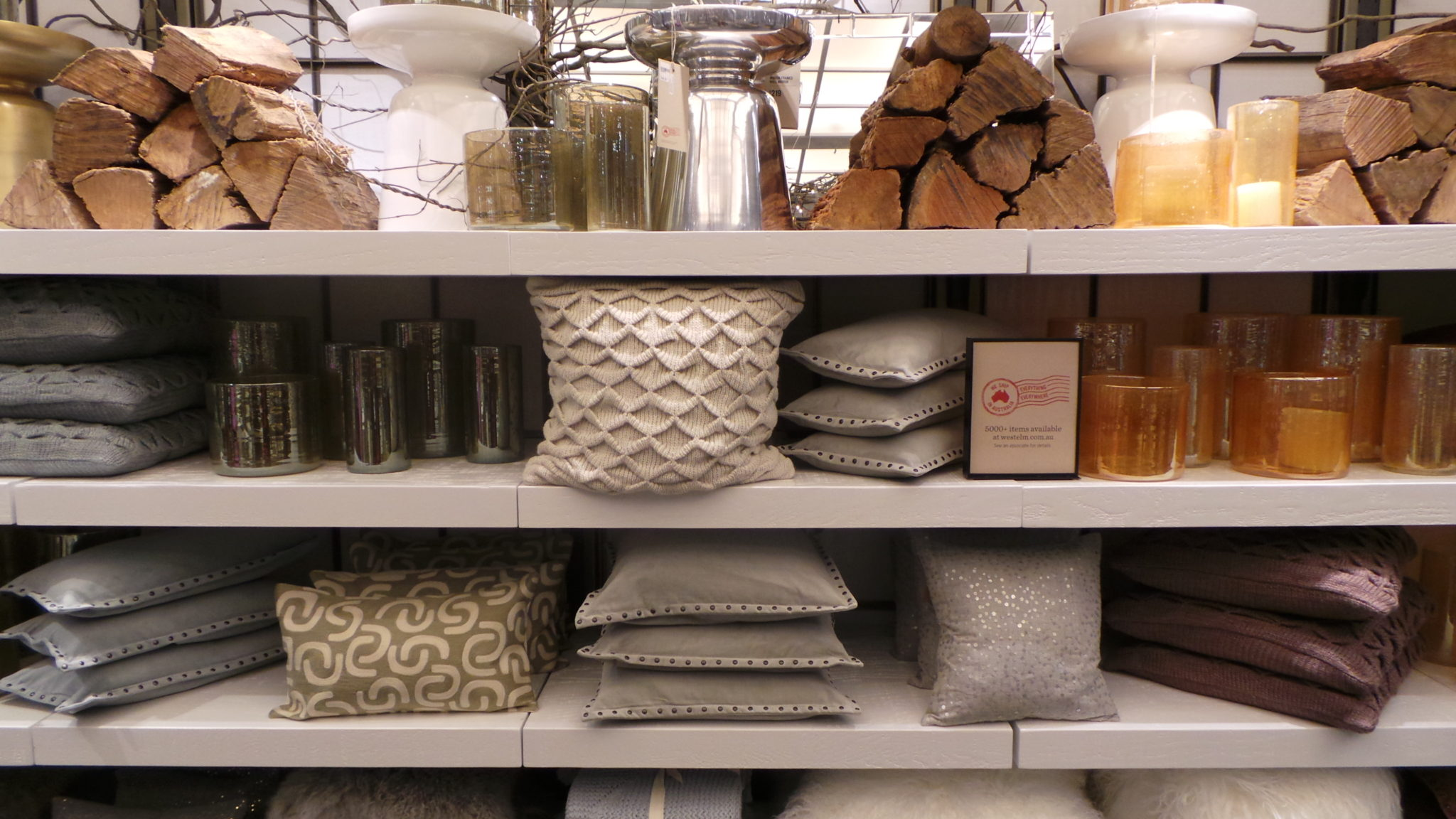 The Day I D Been Waiting For The Pottery Barn West Elm And Williams Sonoma Preview The Interiors Addict