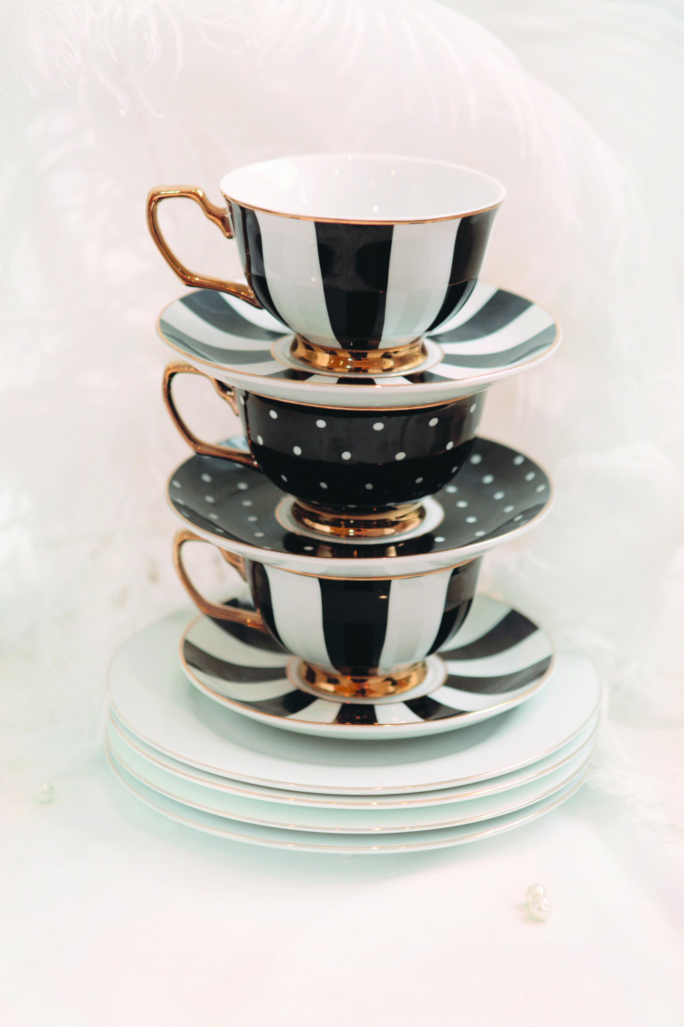 New Cristina Re Teacups Are A Little Bit Alice In